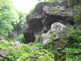 佛國寺奥の院