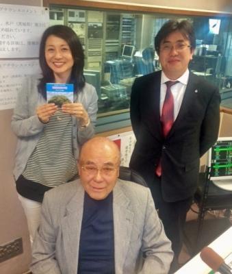 『町長日記 ラジオ出演』の画像