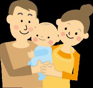 『赤ちゃん・家族』の画像