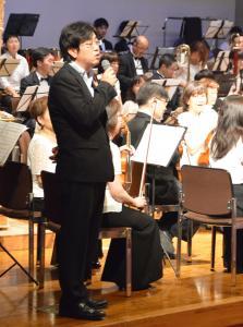 『『町長フォト 江戸川フィルハーモニーオーケストラ公演』の画像』の画像