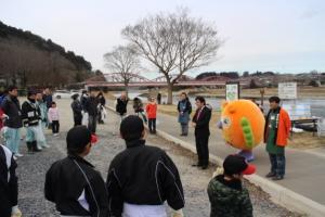 『『『2月18日 道の駅かつら環境保護イベント 町長あいさつ』の画像』の画像』の画像