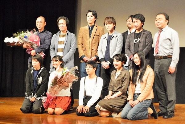 『4月15日 映画「夢のキセキ」完成記念無料上映会(出演者の皆さん)』の画像