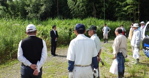 『町長フォトニュース 久慈川・那珂川一斉クリーン作戦』の画像