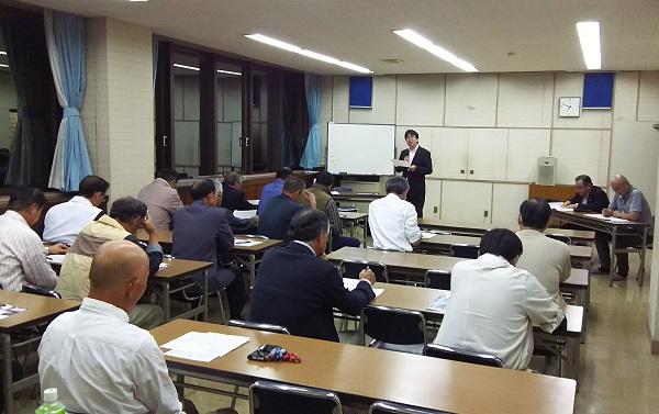 『『町長フォトニュース 平成29年度 町政懇談会を開催』の画像』の画像