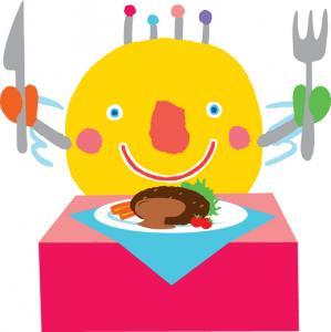 『いばラッキー食事処・提供』の画像