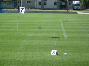 『グラウンドゴルフ』の画像