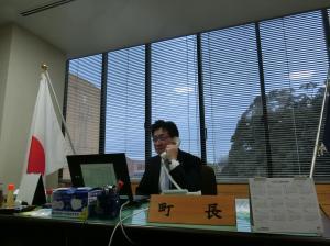 『FMえどがわ(町長)』の画像