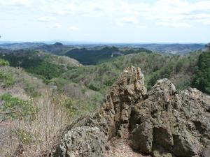 『鶏足山(1)』の画像