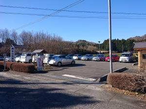 『鶏足山駐車場(1)』の画像