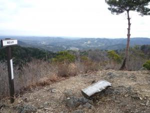 『鶏足山頂(1)』の画像