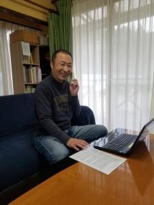『鯉渕事務局長』の画像