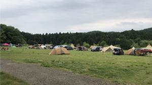 『オートキャンプ場』の画像