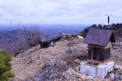 『鶏足山見晴台』の画像