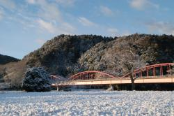 冬景色 御前山