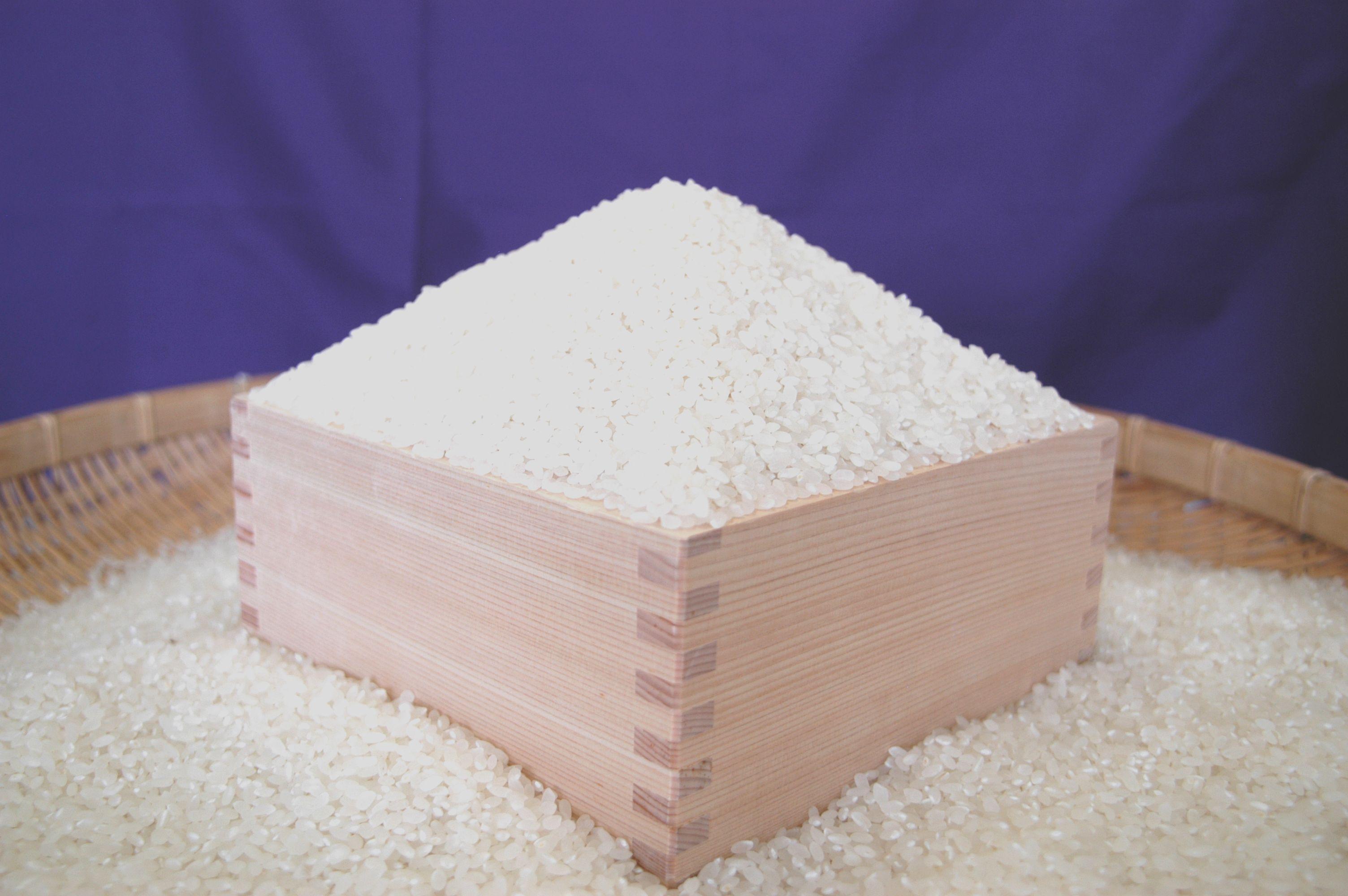 『コケッコー米』の画像