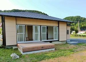 施設:城里町お試し居住体験住宅