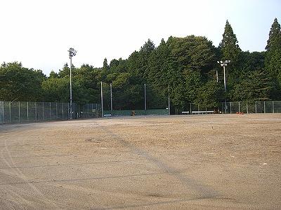 施設:下赤沢運動広場